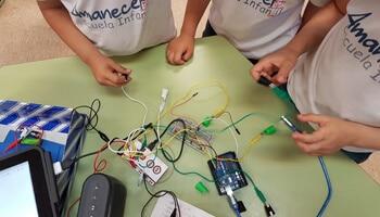 colegio tecnológico Alcorcón