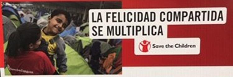 donación colegio Amanecer Alcorcón