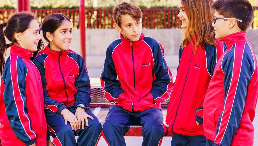 colegio Alcorcón Amanecer primaria