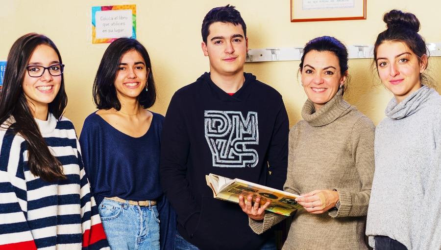 colegio Alcorcón Amanecer secundaria