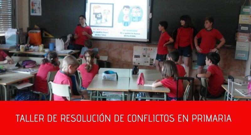 resolucion conflictos primaria colegio amanecer