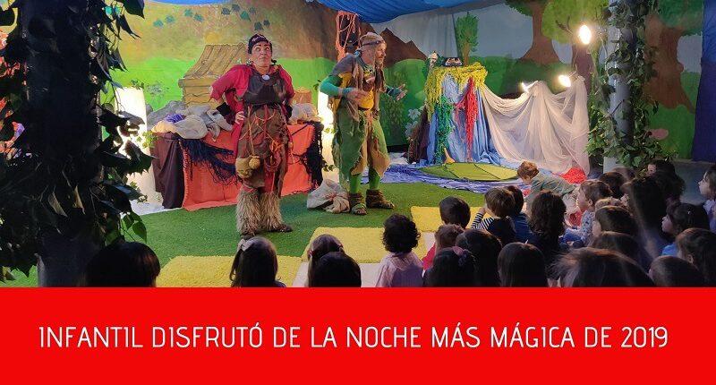 infantil noche magica 2019