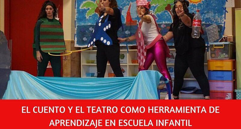 Teatro escuela infantil colegio amanecer en Alcorcón