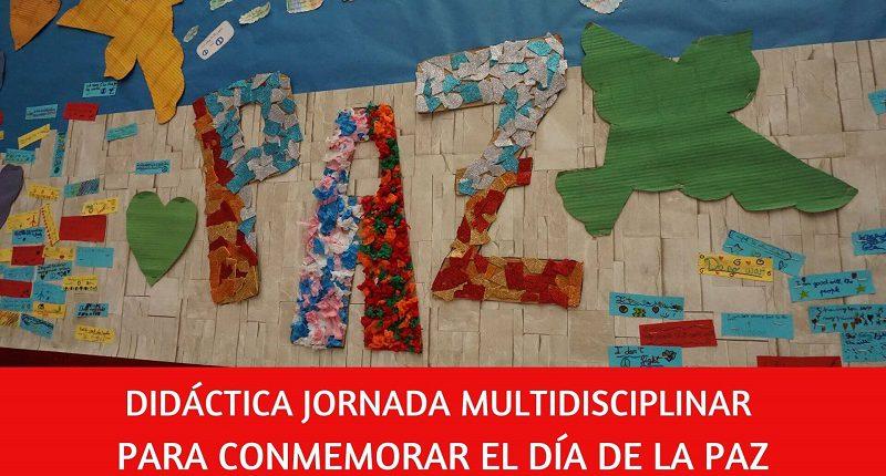 dia de la paz y la no violencia en el colegio amanecer