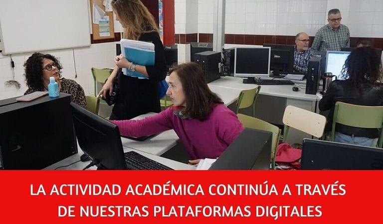 Tecnología, teletrabajo y plataformas digitales para afrontar coronavirus en el Colegio Amanecer