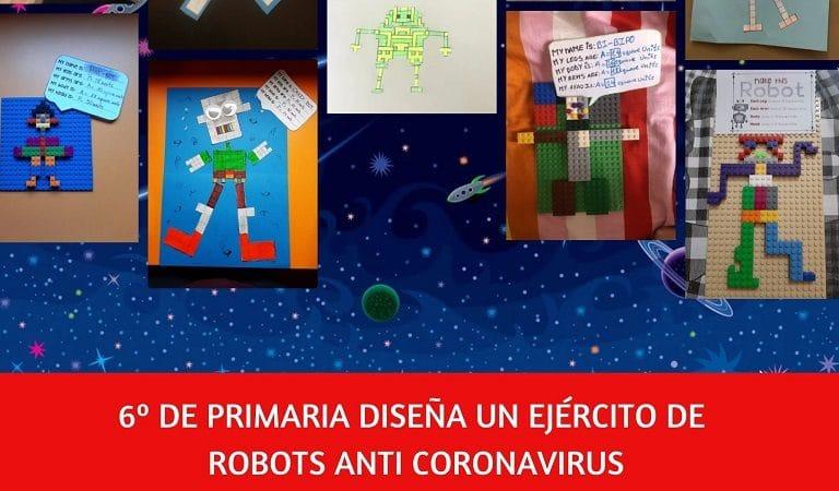 Ejército de robots y matemáticas frente al coronavirus