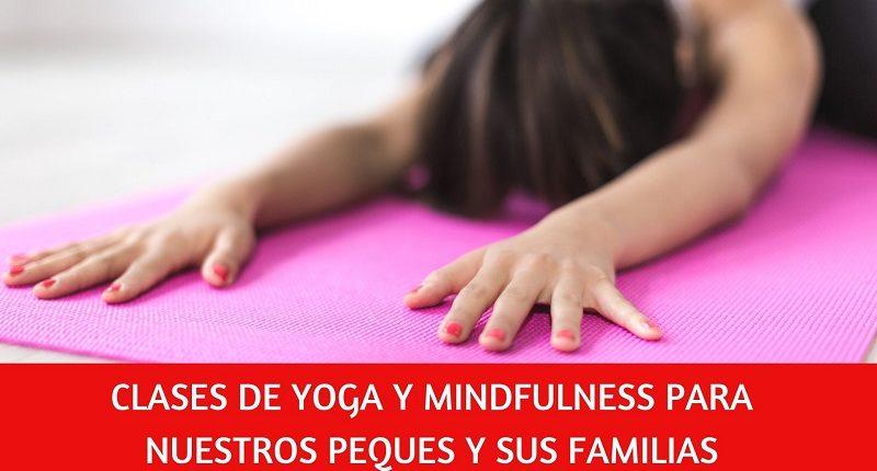 Beneficios del yoga y mindfulnees para los niños y padres