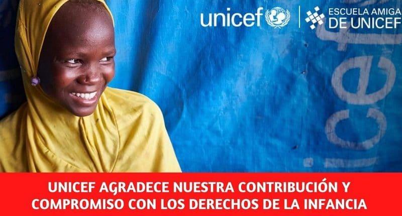 Compromiso con UNICEF y derechos de la infancia