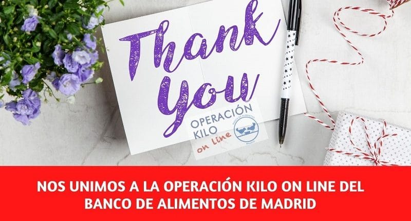 Solidaridad y compromiso con el Banco de Alimentos de Madrid