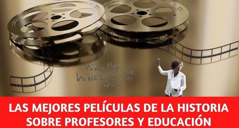 las mejores películas sobre profesores