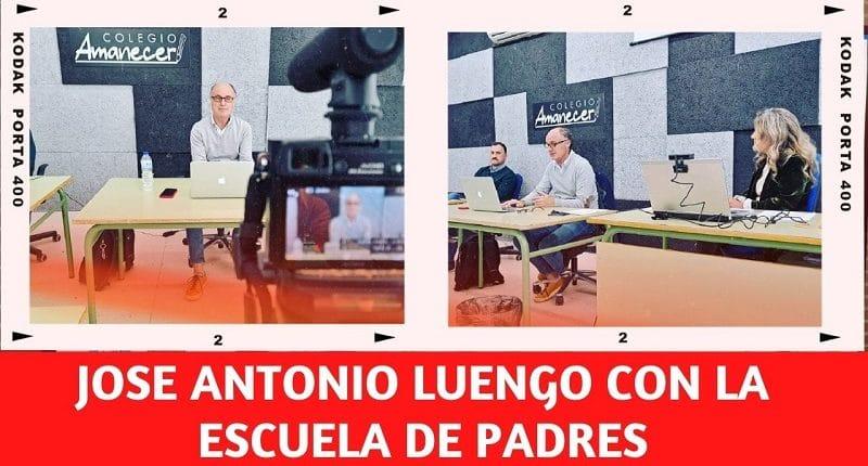 Pedagogia del Cuidado con Jose Antonio Luengo