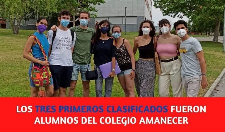 Colegio Amanecer, campeón del Concurso de Química de la URJC