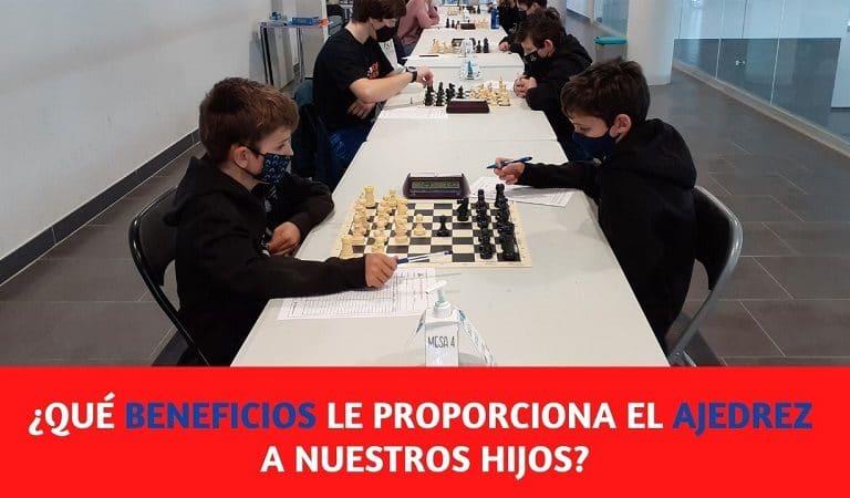 beneficios del ajedrez para los niños como actividad extraescolar